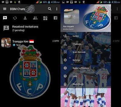BBM Mod Bola Tema Porto F.C V3.2.0.6 Apk