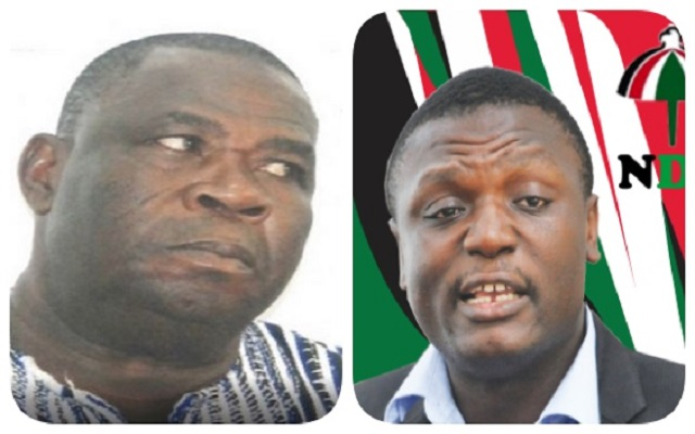 Bugri Naabu and Kofi Adams