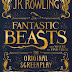 'Fantastic Beasts and Where to Find Them: The Original Screenplay' - Book Out November 18th