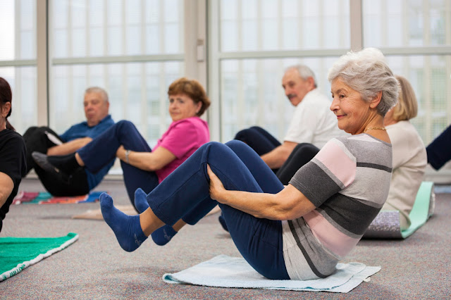 panduan senam osteoporosis