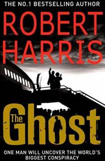 Books For Men Book Reviews! The Ghost by Robert Harris