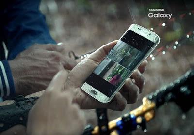بالفيديو : شاهد اختبار هاتف Galaxy S7 Edge تحت الماء