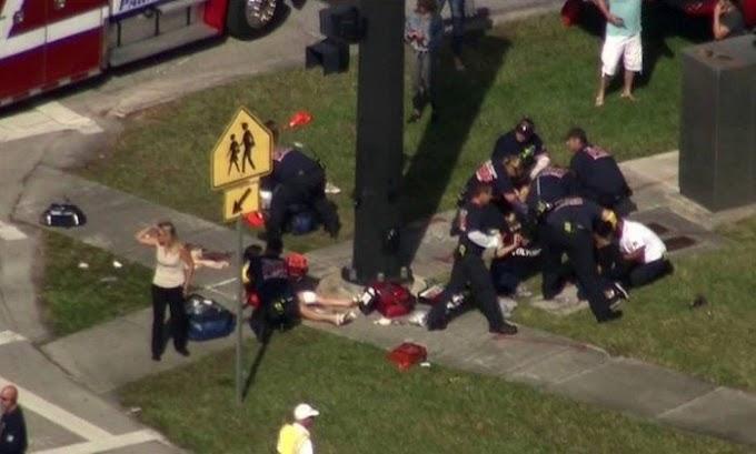 TENSO - Novo ataque a tiros em escola dos EUA deixa 17 mortos
