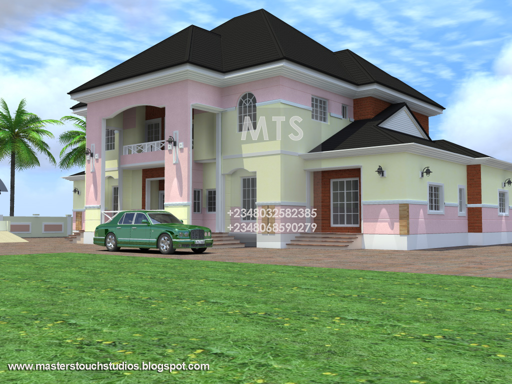 6 bedroom duplex with attached chapel and study for 6 bedroom duplex