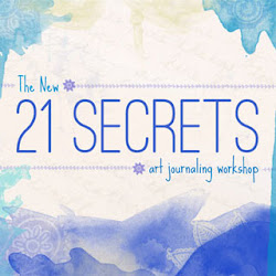21 Secrets Art Journaling Workshop