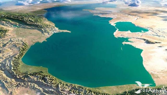 35 Urutan Danau Terbesar di Dunia Beserta Luas, dan Letaknya