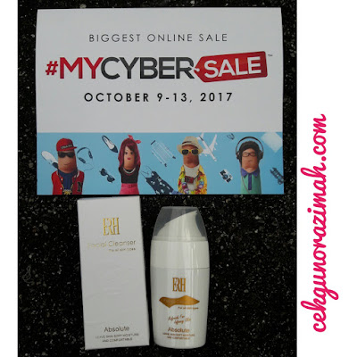 MYCYBERSALE, produk ERH, jualan murah sempena MYCYBERSALE, review ERH, Makeup Remover Lotion Pink, ERH Make Up Remover, sel ultimate blackhead killer dari ERH
