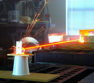 Inilah Mekanisme Kerja Laser