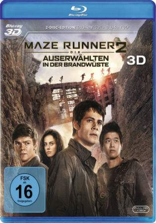 Maze Runner The Scorch Trials 2015 BRRip Hindi Dual Audio ORG 720p Watch Online Full Movie Download bolly4u