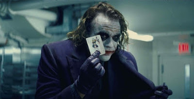 The Joker's Dark Knight Pencil Trick Was as Dangerous as it Looks