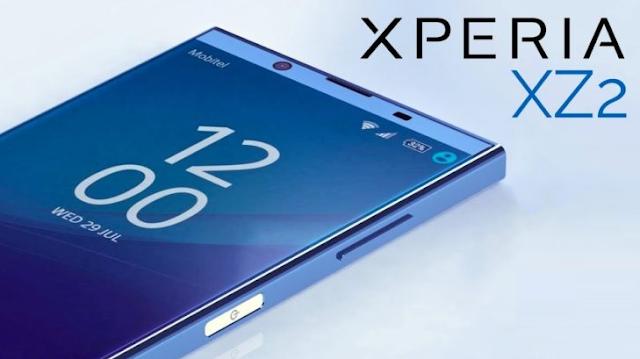 Sony Xperia XZ2 Spesifikasi Harga dan Tanggal Rilis
