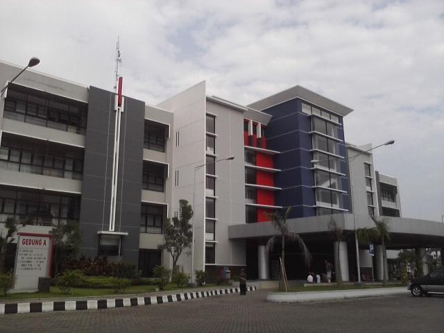 Kantor CV. Garuda Energi Nusantara Makassar