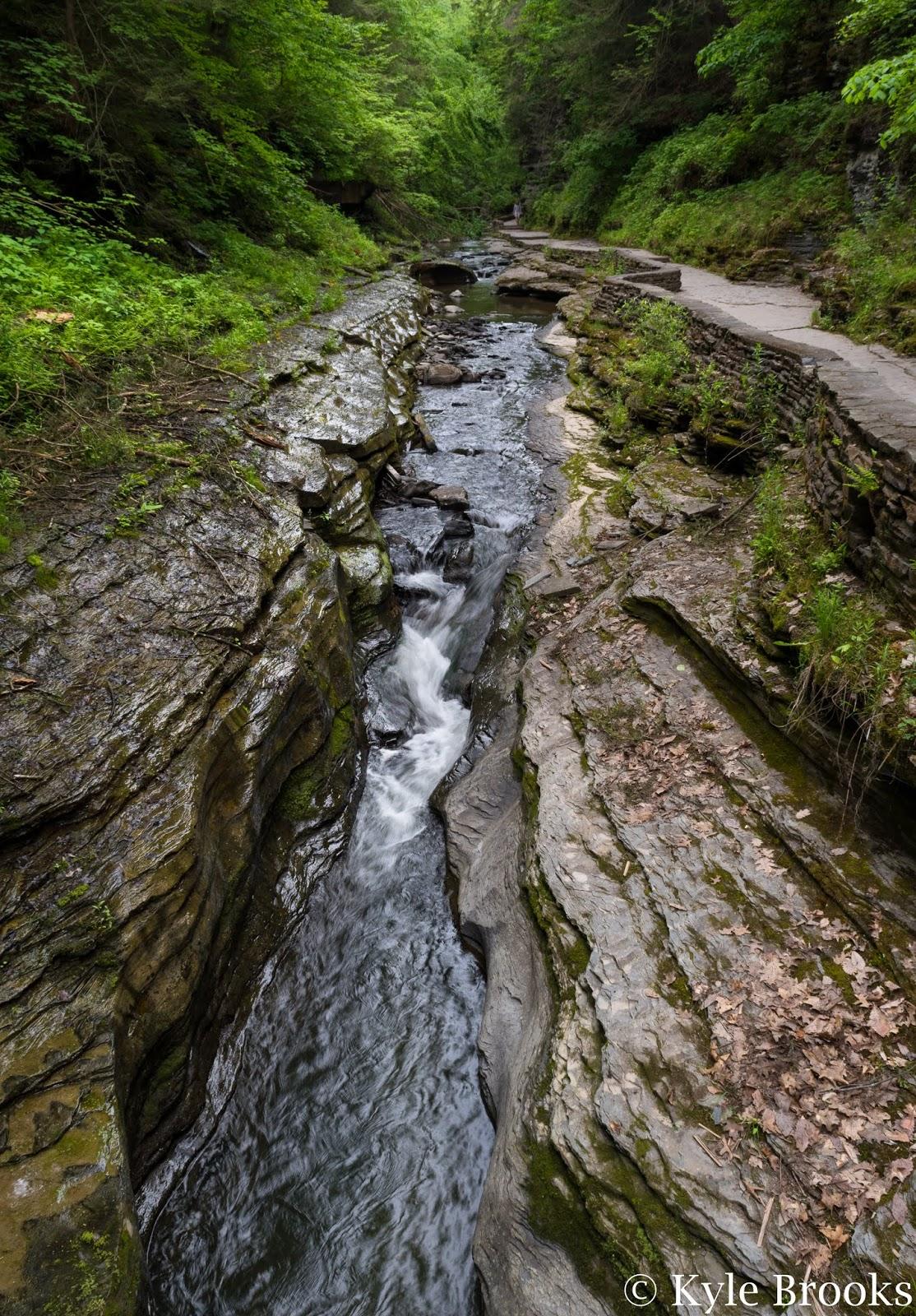 Watkins Glen State Park Spiral Gorge