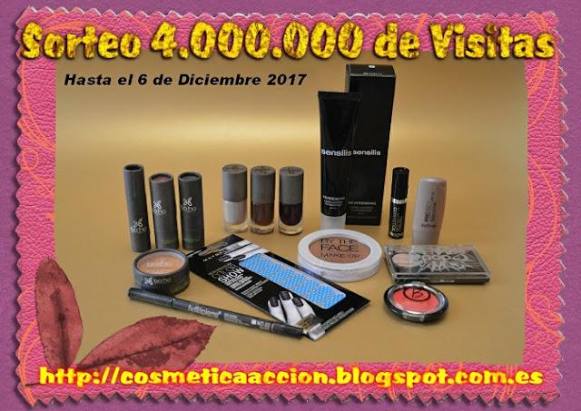 ¡SORTEO – 4.000.000 de visitas!