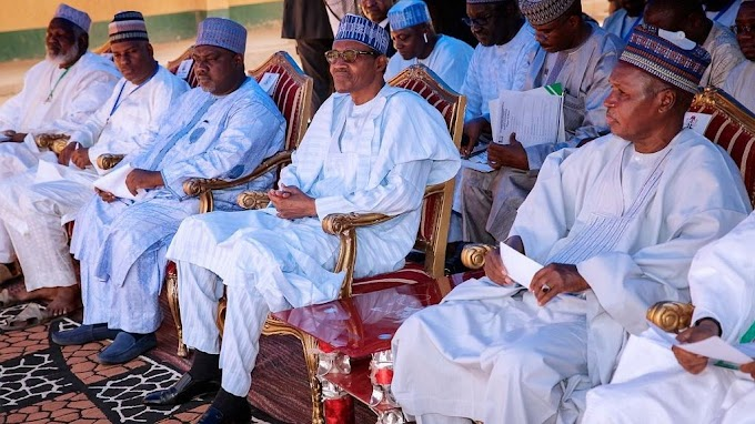 Nigerian opposition agrees to unite against Buhari in 2019 elections