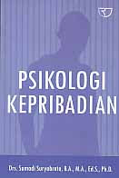 Toko Buku Rahma : Buku Psikologi Kepribadian Pengarang Drs. Sumadi Suryabrata, BA., MA., Ed.S, Ph.D., Penerbit RajaGrafndo Persada (Rajawali Perss)