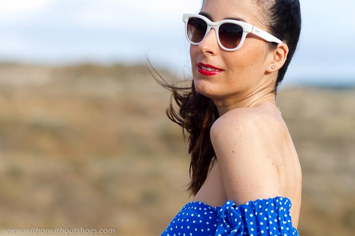Blogger valenciana de moda belleza con ideas para vestir comoda con los jeans que mejor sientan