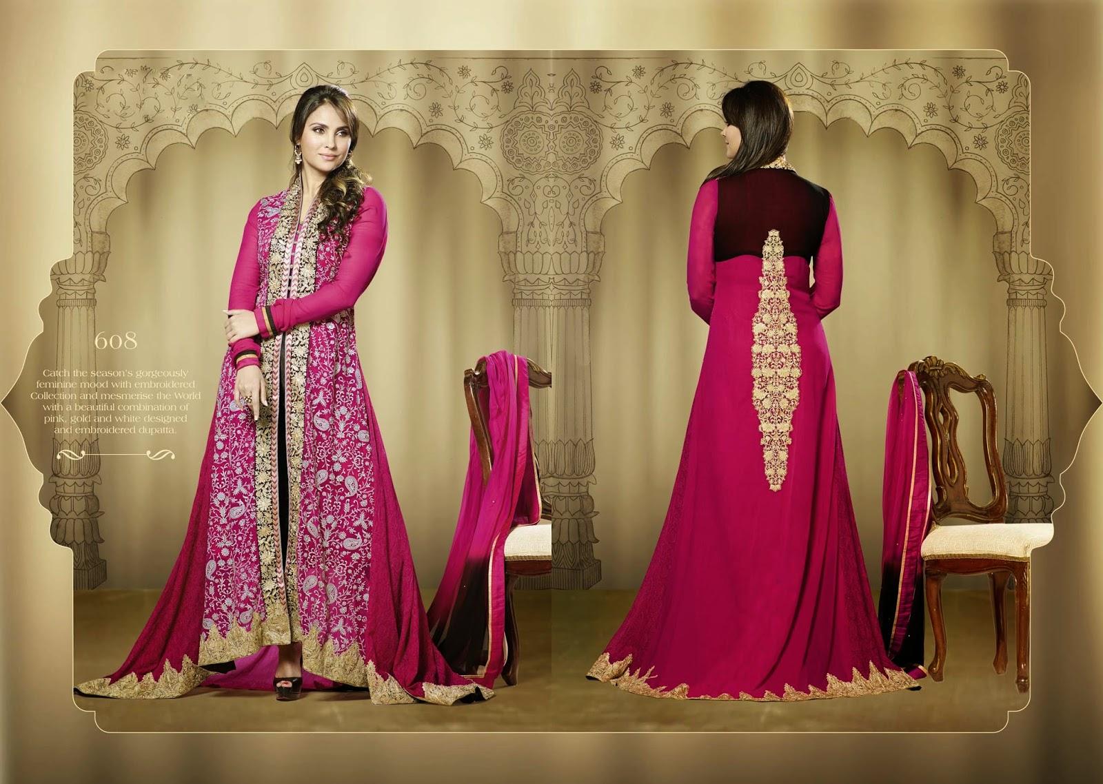 734873d29a Wholesaler Of Indian Ethnic Women Wear: Lara Dutta Stylish ...