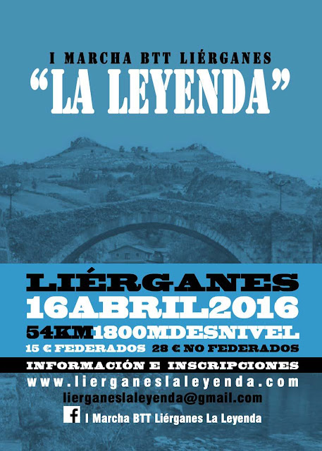 "I Marcha BTT ""La Leyenda"" en Liérganes"
