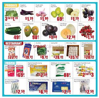 Top Food Supermarket Flyer July 21 – 27, 2017