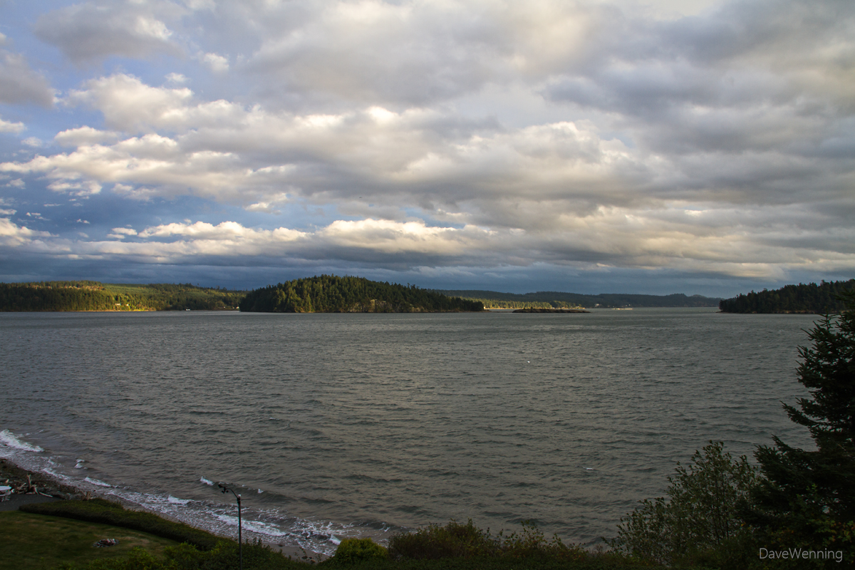 Skagit Bay for Skywatch Friday