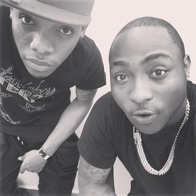 Davido Reacts To Tekno's Photo With Drake (What He Said Is So Amazing)
