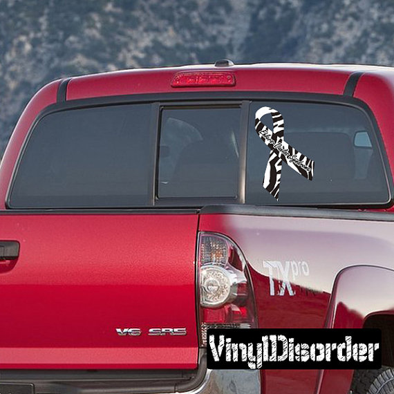 Ehlers Danlos Syndrome EDS Awareness Decal