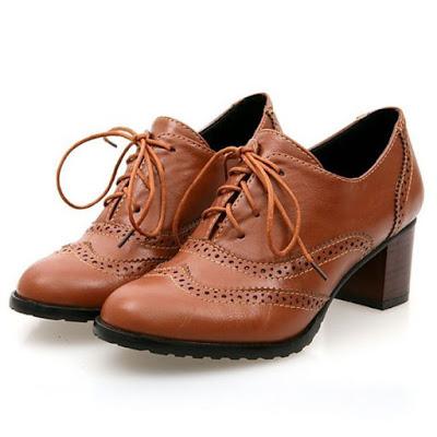 Model Sepatu High tinggi Terbaru