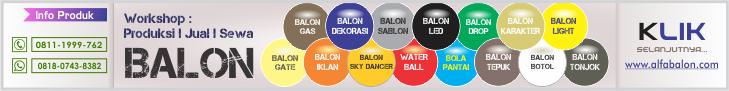 Jual Balon Gate Bekasi