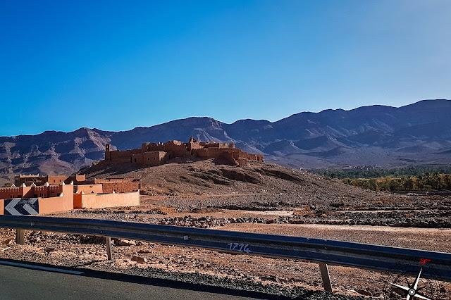 kasbah en valle del Draa