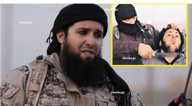 داعشي يصرح على الملأ بشعوره عند قطع رؤوس البشر! أخطر تصريحات لأخطر الدواعش حول العالم!