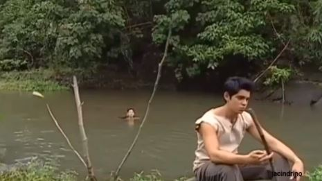 THROWBACK: Angel And Richard's Cute Scene As Alwina And Aguiluz In 2004 Mulawin!