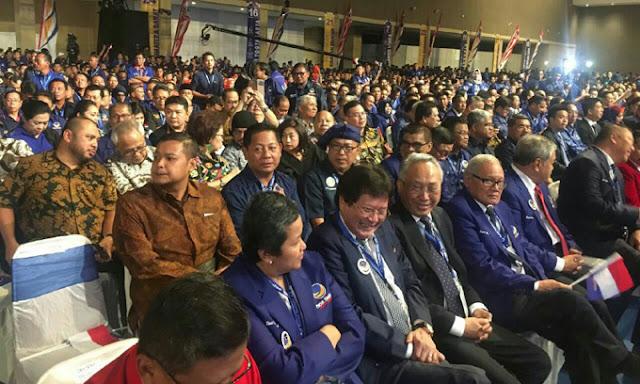 NasDem: Jokowi Capres 2019, RMS: Ini Tanggung Jawab Memenangkan di Sulsel