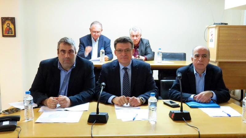 Συνεδρίασε το Συντονιστικό Όργανο Πολιτικής Προστασίας Έβρου ενόψει της χειμερινής περιόδου