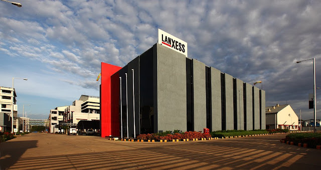 Lanxess factory