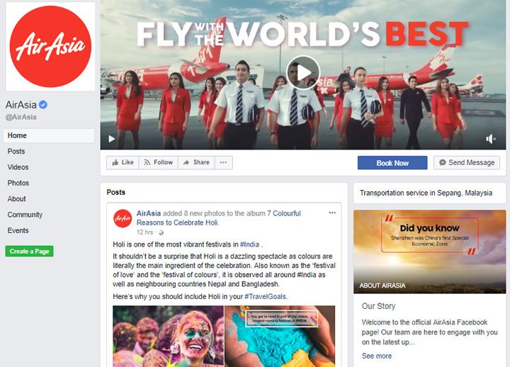 AirAsia Melabur Dalam Teknologi