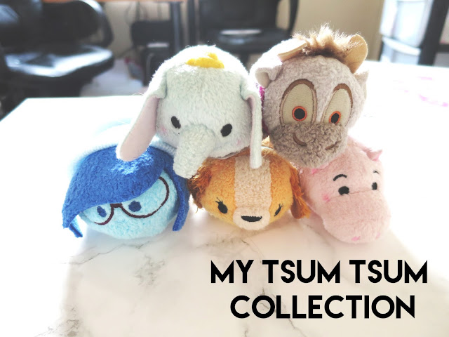 My Disney Tsum Tsum Collection