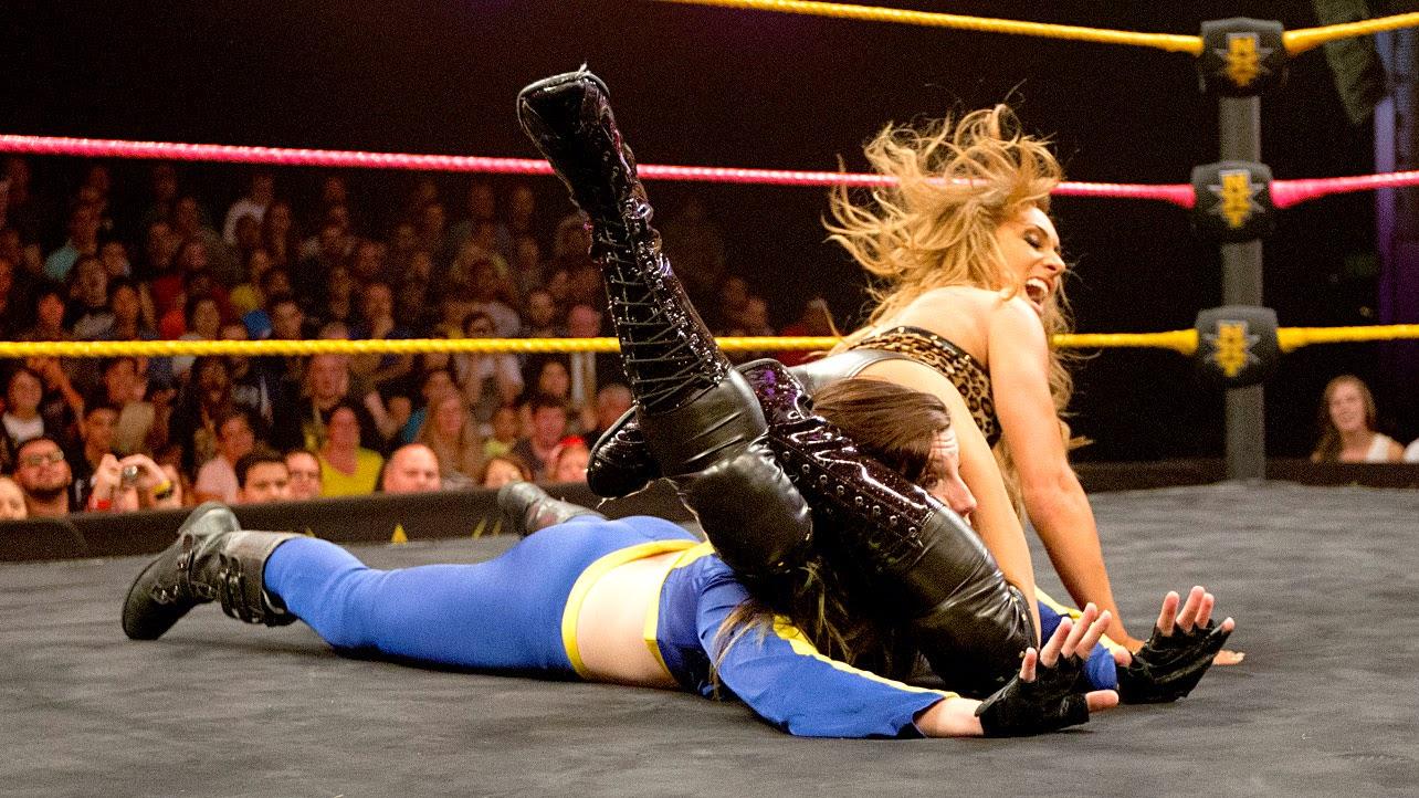 New NXT Diva Carmella-wwe