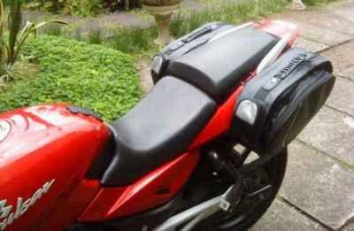 Tas Motor Samping untuk Biker