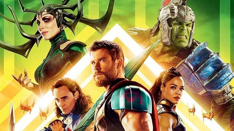 Crítica de 'Thor: Ragnarok',
