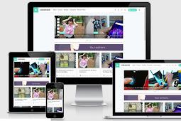 Download Livia Luna Pro Version Blogger Template Redesign