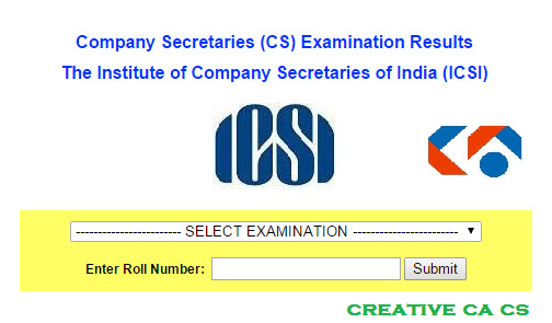 CS Executive Result Date -December 2015