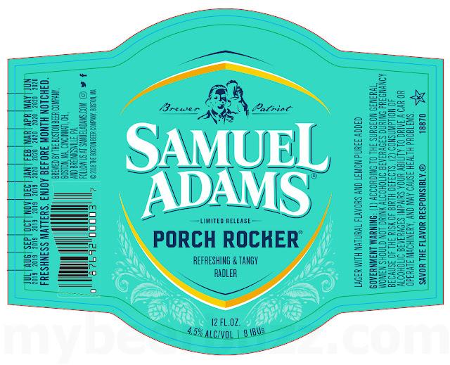 Samuel Adams Porch Rocker Returns In New Packaging