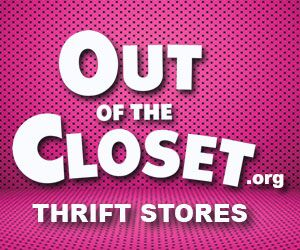 Out of The Closet Thrift Stores