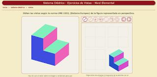 http://www.educacionplastica.net/3dcube_model/vistas_3d_2x2.html