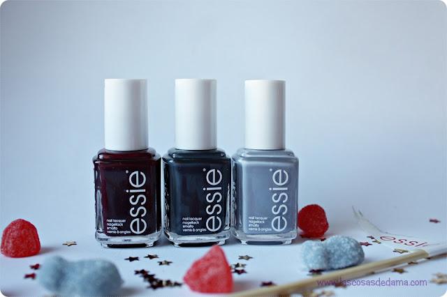 essie belleza esmaltes uñas navidad invierno