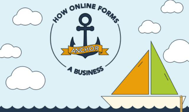 How Online Forms Anchor a Business