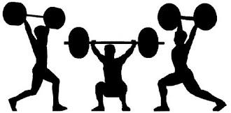 Física do Levantamento de Peso