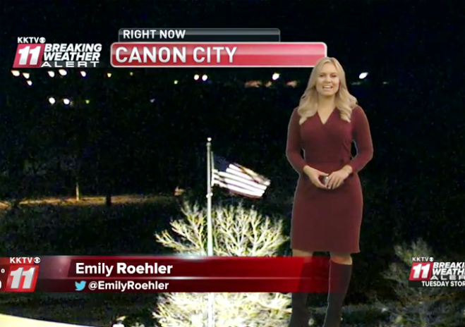 Emily Roehler Weathernation