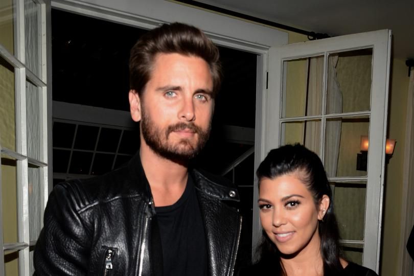 Kourtney Kardashian Is The Person I Love Most In The World - Scott Disick